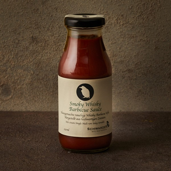 Smoky Whisky Barbecue Sauce