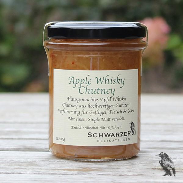Apple Whisky Chutney