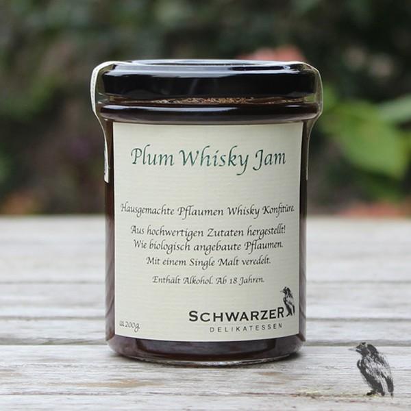Plum Whisky Jam