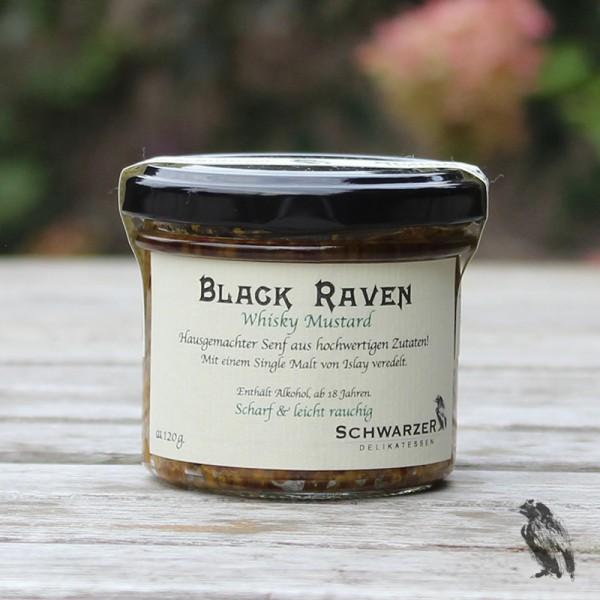 "Whisky Mustard ""Black Raven"""