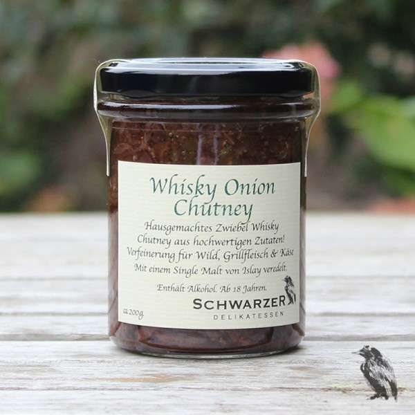 Whisky Onion Chutney